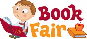Book Fair in Library during lunch and student conferences