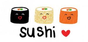 PAC Hot Lunch - Sushi