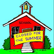 Summer Vacation (School Closed)