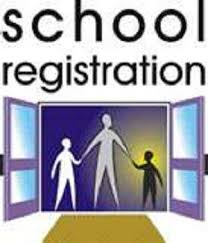 Registration for 2016-2017 School Year