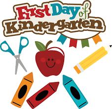 Kindergarten 1st Day - Gradual Entry