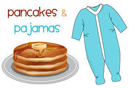 Pajama Day & Pancake Breakfast