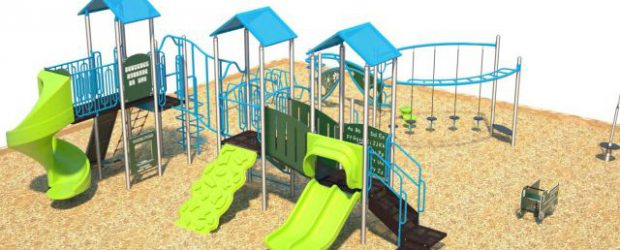 Proposed Playground for Parkcrest School Park