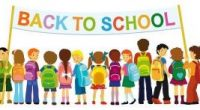 School reopens Tuesday September 4th