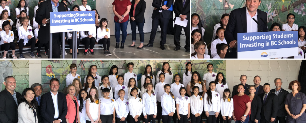Seismic Upgrades Announced for Parkcrest and Seaforth The Ministry of Education announced a total of $28.6 million in seismic upgrades for both Parkcrest and Seaforth elementary schools. Students, staff, and […]